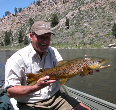 Montana river guides missouri river fly fishing for trout for Trout fishing in missouri